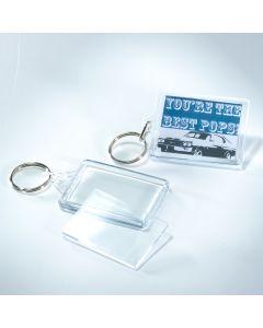 Plastic Key Fobs