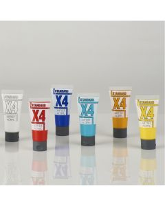 X4 Standard Acryl Tubes 20ml